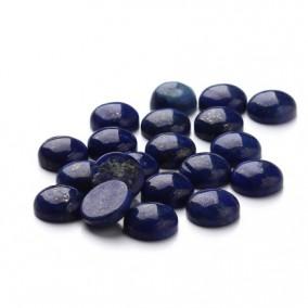 Margele pietre semipretioase lapis lazuli cabochon rotund 12mm