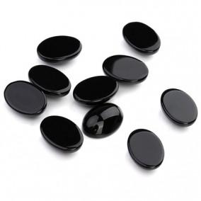 Margele pietre semipretioase onix cabochon oval 14x10mm