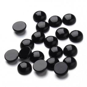 Margele pietre semipretioase onix cabochon rotund 12mm