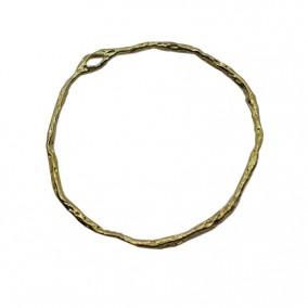 Accesorii aurii pandantiv cerc 35mm