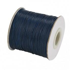 Ata cerata fir nylon lucios grosime 0.5mm bleumarin rola 150m