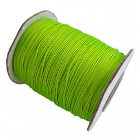 Ata cerata fir nylon lucios grosime 0.5mm verde neon rola 150m