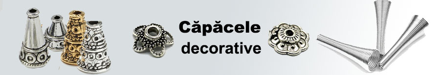 Capacele decorative