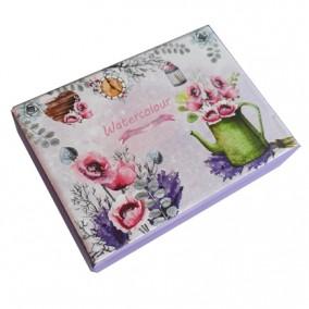 Cutie pentru cadou carafa verde 11x8x6cm