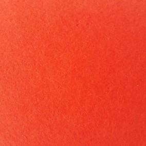 Foaie fetru grosime 1mm portocaliu 840x500mm
