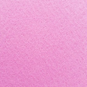 Foaie fetru grosime 1mm roz pal 840x500mm