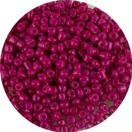 Margele nisip 4mm violet opac