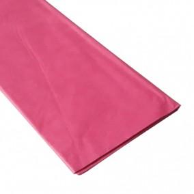 Hartie pentru impachetat tissue paper fucsia 65x50cm 10 coli