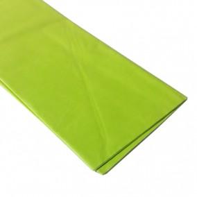 Hartie pentru impachetat tissue paper verde lime 65x50cm 10 coli