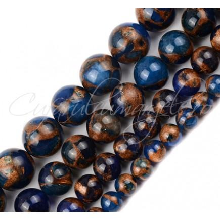 Agate mozaic cerneala 8mm