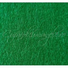 Foaie fetru grosime 1mm verde iarba 293x205mm