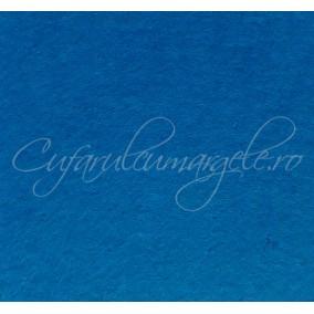 Foaie fetru grosime 1mm albastru aqua 600x400mm