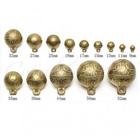 Clopotei tibetani bronz diverse marimi