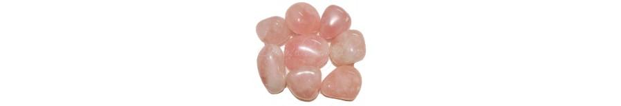 Margele cuart roz
