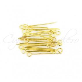 Ace aurii bucla 26mm (150 ace)