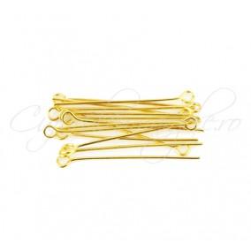 Ace aurii bucla 35mm (120 ace)