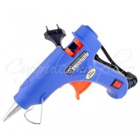 Aparat electric pistol de lipit cu silicon 20W