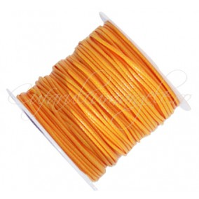 Ata cerata lucioasa 1.5mm galben oranj
