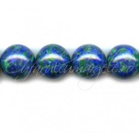 Azurit sferic nefatetat 12 mm