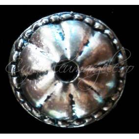 Capacele argintii 5x14mm