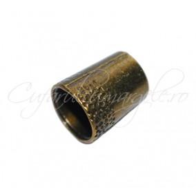 Capacele bronz degetar 16x13mm