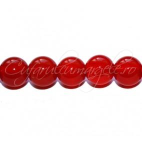 Carneol sferic nefatetat 6 mm