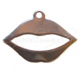 Charm inox gura 17x13 mm