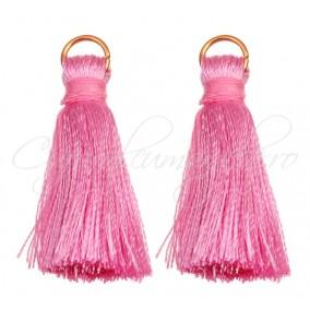 Ciucuri anou auriu roz inchis 4cm