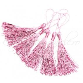 Ciucuri matanii roz 13cm