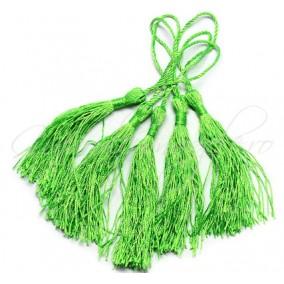 Ciucuri matanii verde oliv 13cm