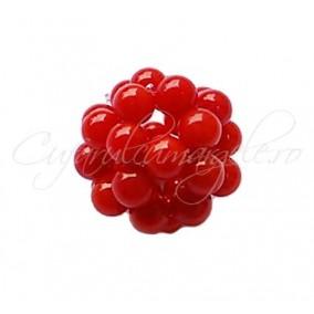 Coral ghem rosu 12 mm