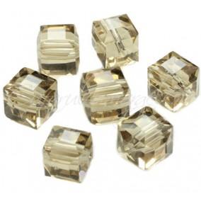 Cristale cub cognac 5 mm