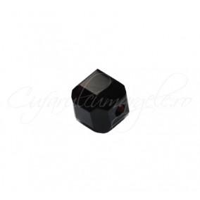 Cristale cub negru 4 mm