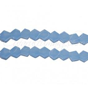 Cristale sirag biconice bleu opal 4x3 mm