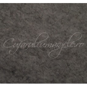 Foaie fetru grosime 2mm gri marmorat 300x200mm