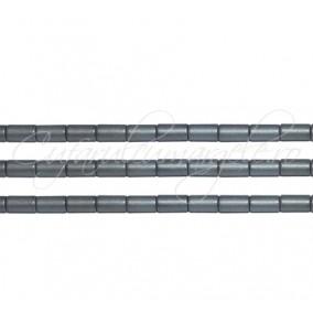 Hematit cilindric gri 4x2 mm