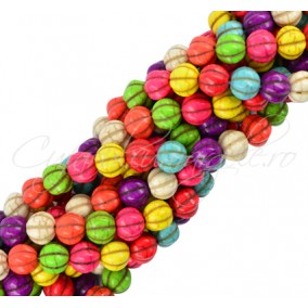 Howlit multicolor dovlecel 10mm sirag