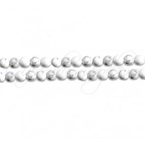 Howlit sferic lucios 4 mm
