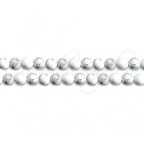 Howlit sferic lucios 6 mm