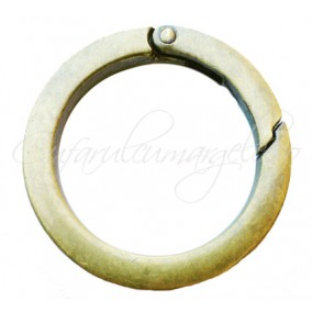 Inchizatori bronz carabina rotunda 37mm