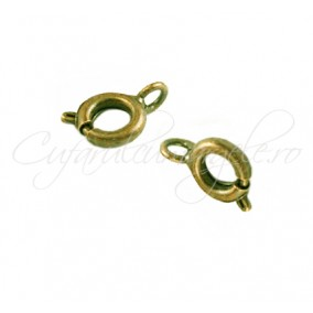 Inchizatori rotunde bronz 12x6 mm