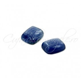 Kyanite cabochon dreptunghi 10x8mm