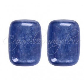 Kyanite cabochon dreptunghi 14x10mm
