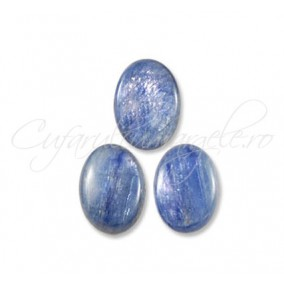 Kyanite cabochon oval 16x12mm