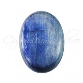 Kyanite cabochon oval 18x13mm