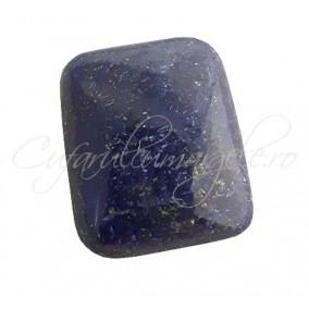 Lapis lazuli cabochon dreptunghi 20x16mm