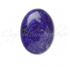 Lapis lazuli cabochon oval 18x13mm