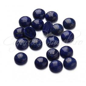 Lapis lazuli cabochon rotund 12mm