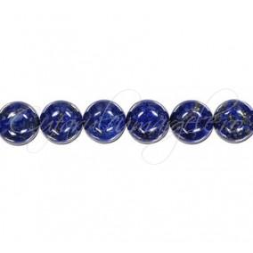 Lapis lazuli natural sferic lucios 10 mm