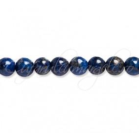 Lapis lazuli vopsit sferic lucios 8 mm
